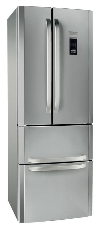 Americká lednička Hotpoint E4DG AAA X MTZ