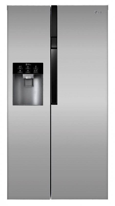 Americká lednička LG GS9366PZYZL