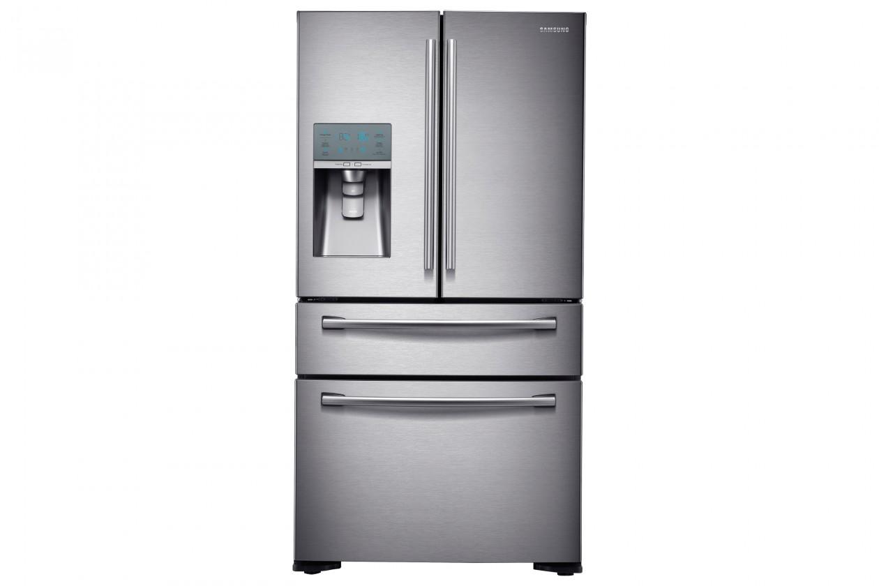 Americká lednička Samsung RF 24FSEDBSR