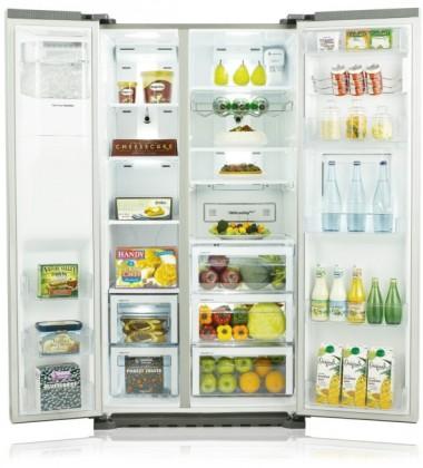 Americká lednička Samsung RS 61781GDSR