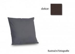 Amora - polštář 40x40cm (vincent art-brown)
