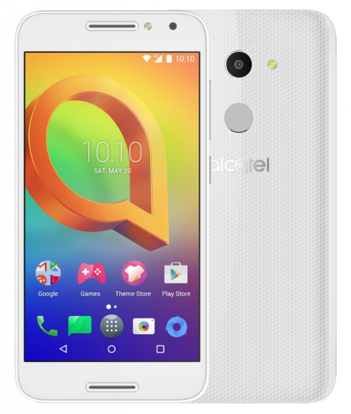 Android Alcatel A3 5046D Pure White