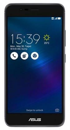 Android ASUS ZenFone 3 Max ZC520TL, šedá