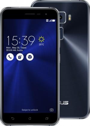 Android ASUS ZenFone 3 ZE520KL, černá