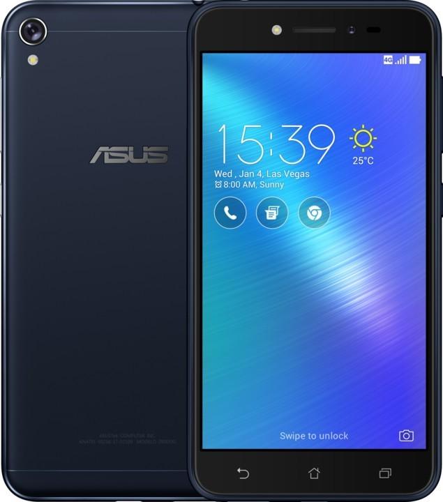 Android Asus Zenfone Live ZB501KL, černý