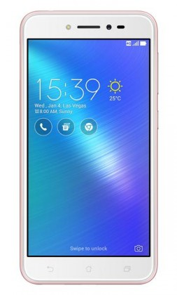 Android Asus Zenfone Live ZB501KL, růžový