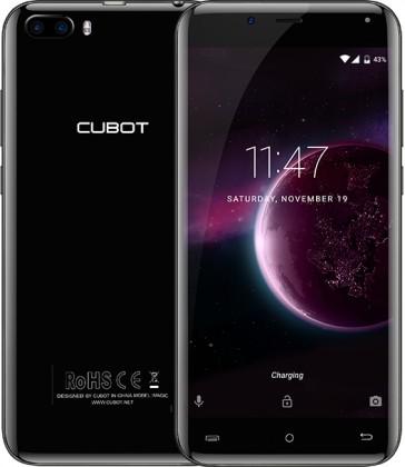 Android Cubot Magic, LTE, 16GB, šedo/černá