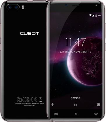 Android Cubot Magic, LTE, 16GB, zlato/černá
