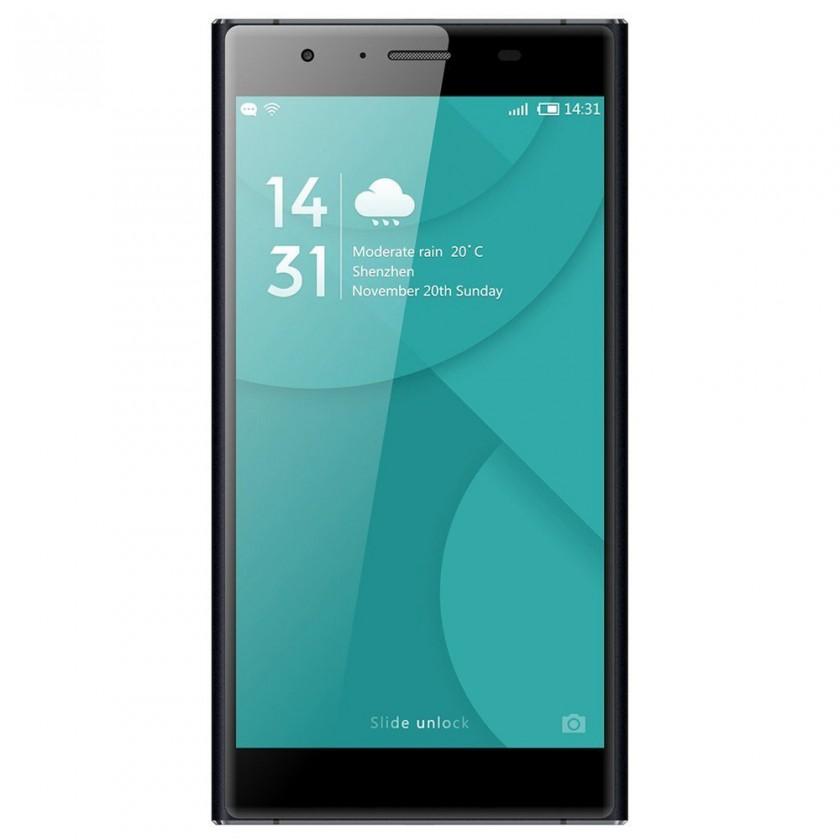 Android DOOGEE Y300, černá FDD-LTE, WCDMA 32GB
