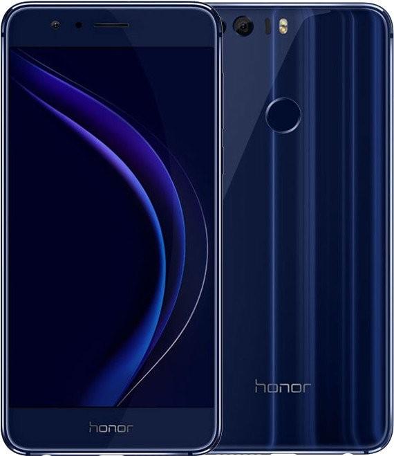 Android Honor 8 64GB Premium, modrá