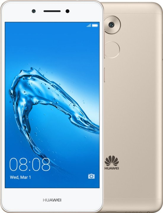 Android Huawei Nova Smart DS, zlatá