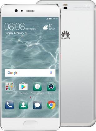 Android Huawei P10 DS, stříbrná