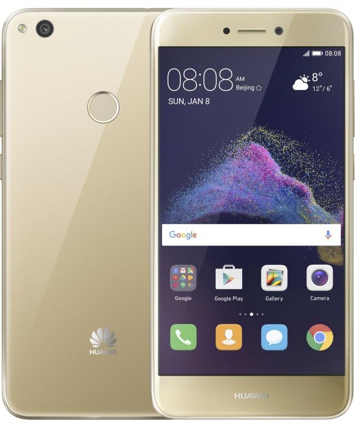 Android Huawei P9 Lite 2017 Dual SIM, zlatá