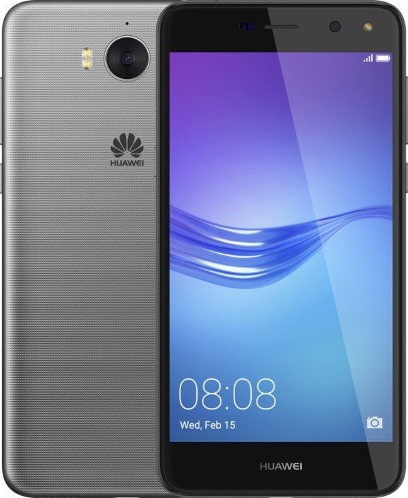 Android HUAWEI Y6 2017 Dual Sim Gray