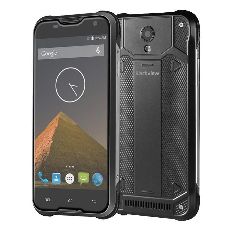 Android iGET Blackview BV5000, černá