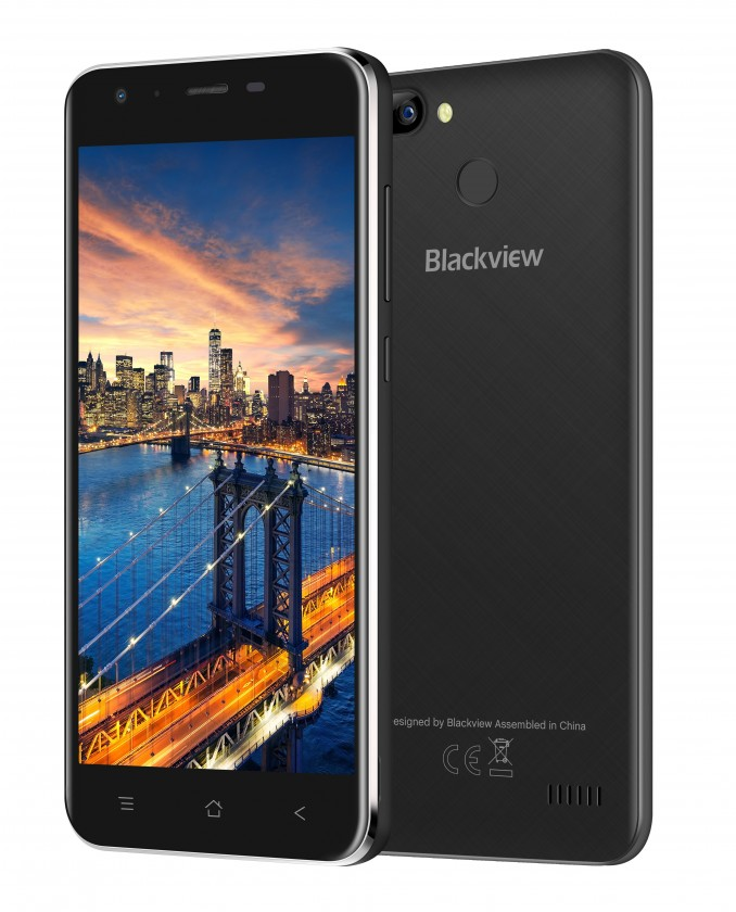 Android iGET Blackview GA7 Pro Black