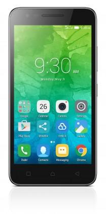 Android Lenovo C2 Power Dual, černá