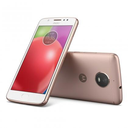 Android Lenovo Moto E4 METALLIC BLUSH GOLD