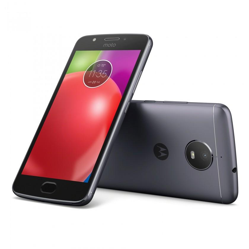 Android Lenovo Moto E4 METALLIC IRON GRAY