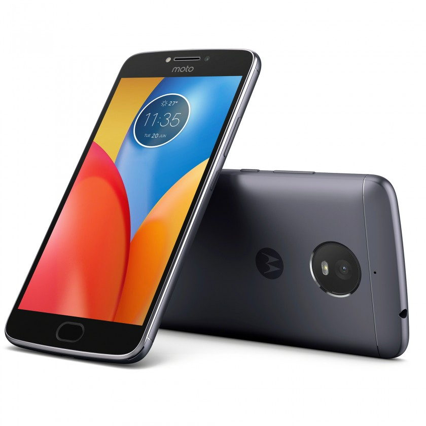 Android Lenovo Moto E4 Plus IRON GRAY