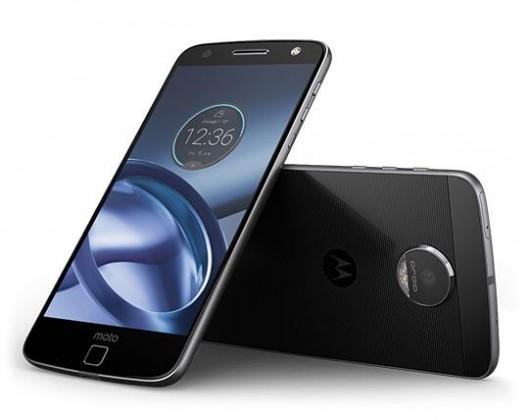 Android Lenovo Moto Z Dual, černá + Power Pack