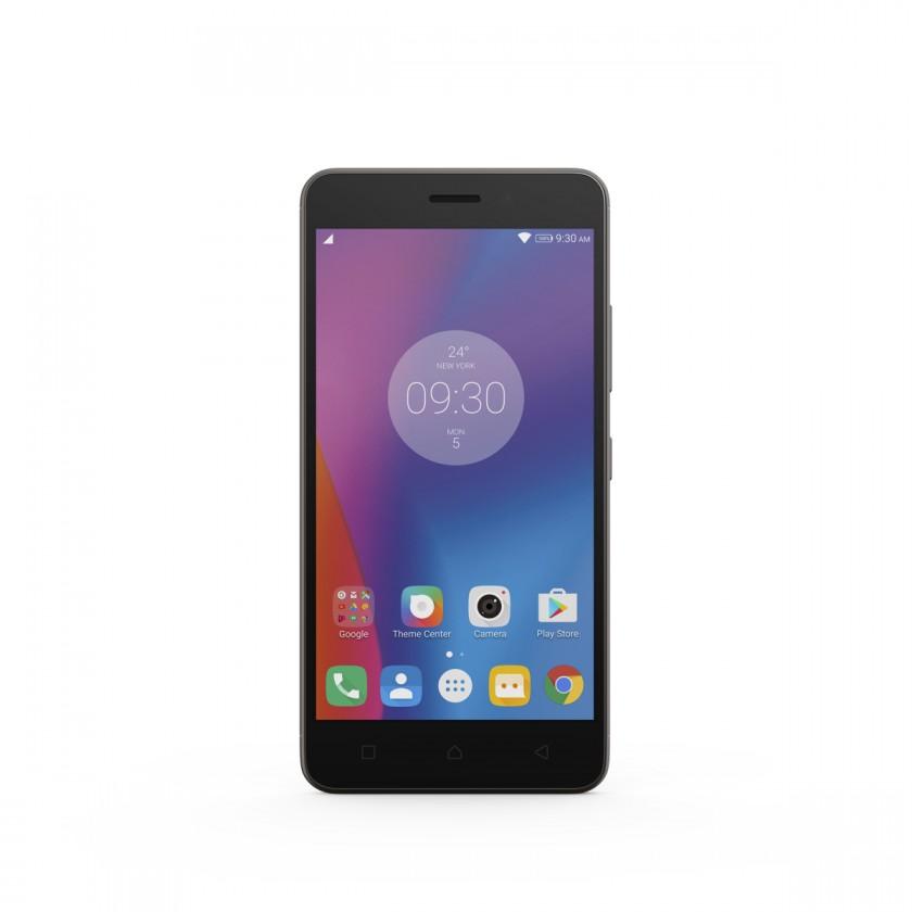 Android Lenovo Vibe K6 Dual SIM, šedá
