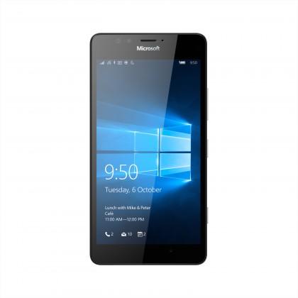 Microsoft Lumia 950 DS Black POUŽITÉ, NEOPOTŘEBENÉ ZBOŽÍ