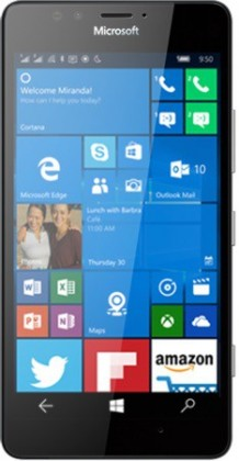 Microsoft Lumia 950 DS White
