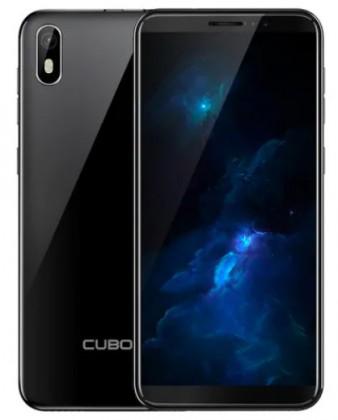 Android Mobilní telefon Cubot J5 2GB/16GB, černá