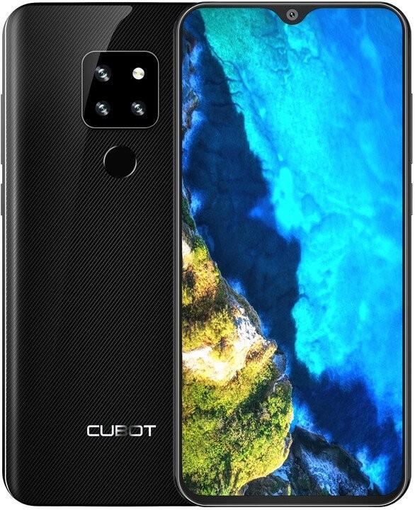 Android Mobilní telefon Cubot P30 4GB/64GB, černá