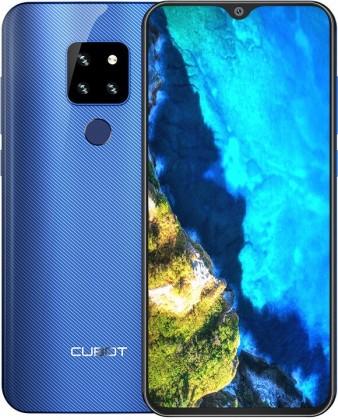 Android Mobilní telefon Cubot P30 4GB/64GB, modrá