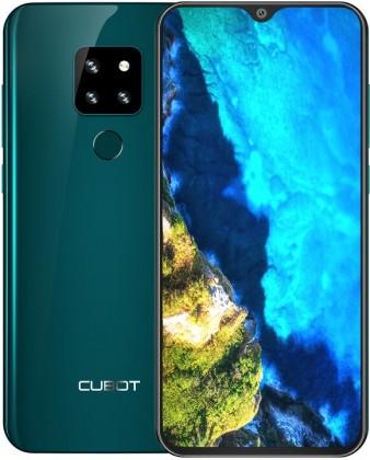 Android Mobilní telefon Cubot P30 4GB/64GB, zelená