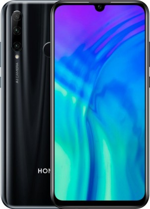 Android Mobilní telefon Honor 20 Lite 4GB/128GB, černá