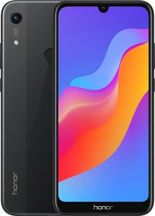 Android Mobilní telefon Honor 8A 3GB/64GB, černá