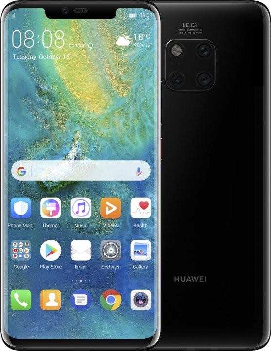 Android Mobilní telefon Huawei MATE 20 PRO DS 6GB/128GB, černá