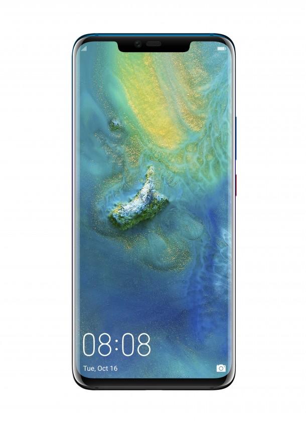 Android Mobilní telefon Huawei MATE 20 PRO DS 6GB/128GB, fialová