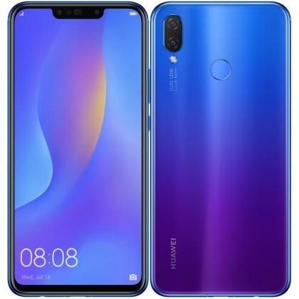 Android Mobilní telefon Huawei NOVA 3i 4GB/128GB, fialová