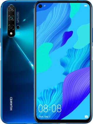 Android Mobilní telefon Huawei Nova 5T DS 6GB/128GB, modrá