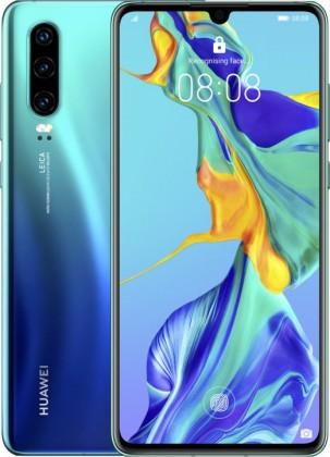 Android Mobilní telefon Huawei P30 DS 6GB/128GB, tmavě modrá