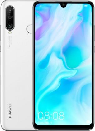 Android Mobilní telefon Huawei P30 LITE DS 4GB/128GB, bílá