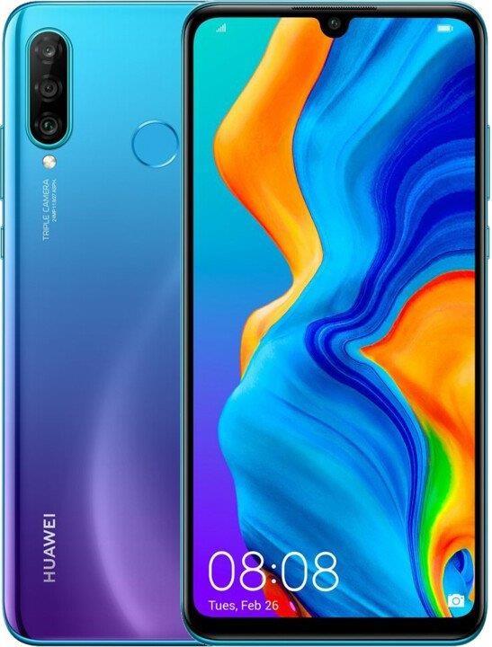 Android Mobilní telefon Huawei P30 LITE DS 4GB/64GB, modrá