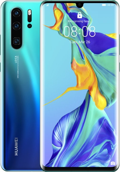 Android Mobilní telefon Huawei P30 PRO DS 6GB/128GB, tmavě modrá