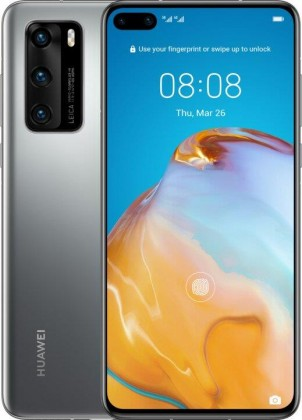 Android Mobilní telefon Huawei P40 8GB/128GB Silver