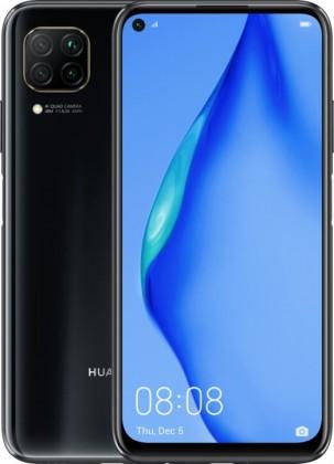 Android Mobilní telefon Huawei P40 Lite 6GB/128GB, černá POUŽITÉ, NEOPOTŘ