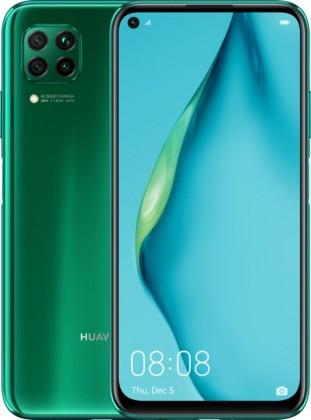 Android Mobilní telefon Huawei P40 Lite 6GB/128GB, zelená