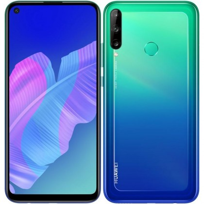 Android Mobilní telefon Huawei P40 Lite E 4GB/64GB, modrá