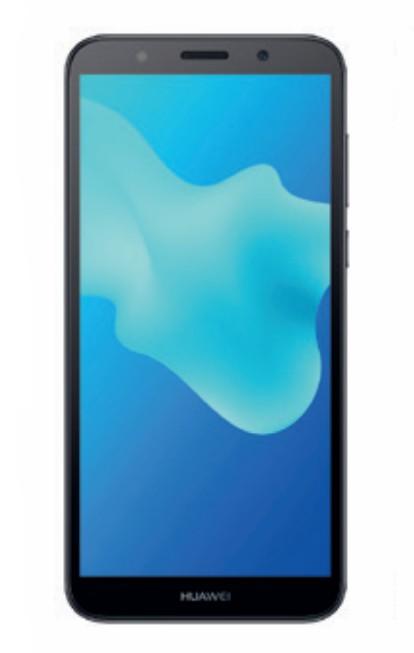 Android Mobilní telefon Huawei Y5 2018 DS 2GB/16GB, černá
