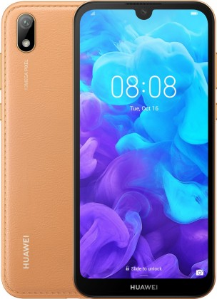 Android Mobilní telefon Huawei Y5 2019 2GB/16GB, hnědá