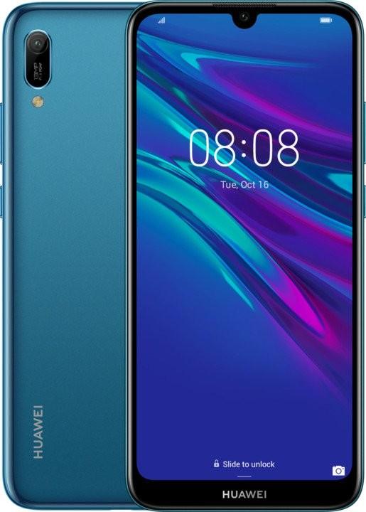 Android Mobilní telefon Huawei Y6 2019 DS 2GB/32GB, modrá