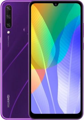 Android Mobilní telefon Huawei Y6P 3GB/64GB, fialová
